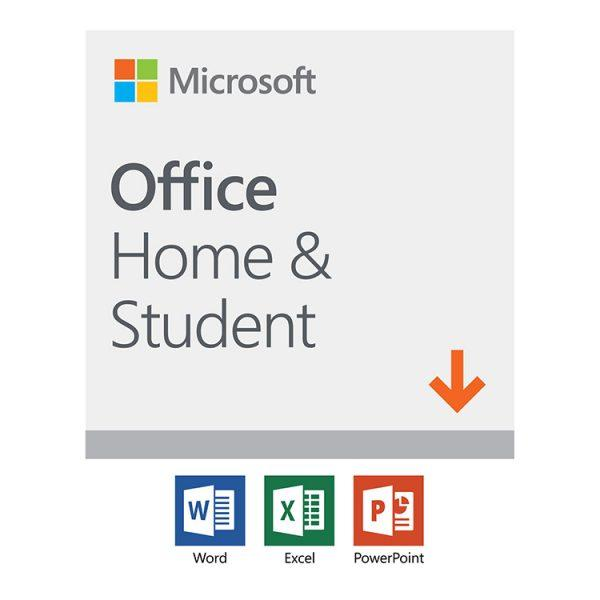 Microsoft Office Home and Student Logo