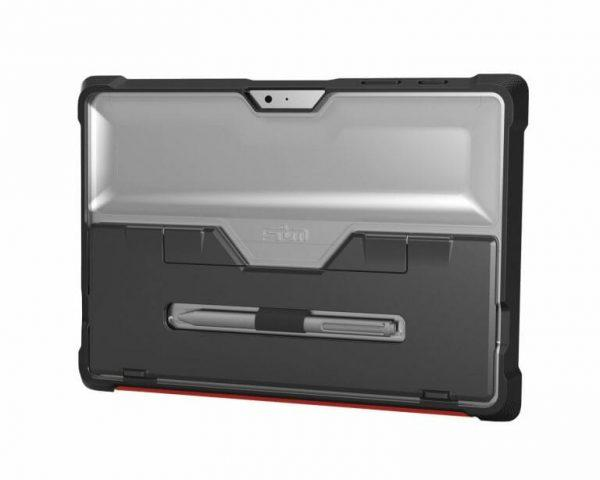 STM Dux case for Microsoft Surface 3 closed example