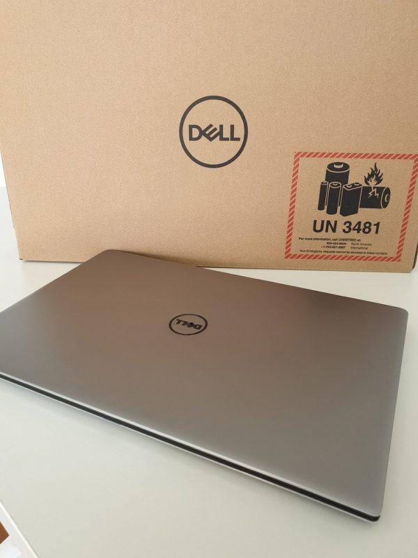 Refurbished Dell XPS 13 9350 laptop closed box