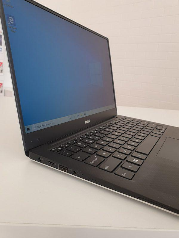 Refurbished Dell XPS 13 9350 laptop side