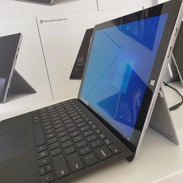 Refurbished Microsoft Surface Pro 3 front side