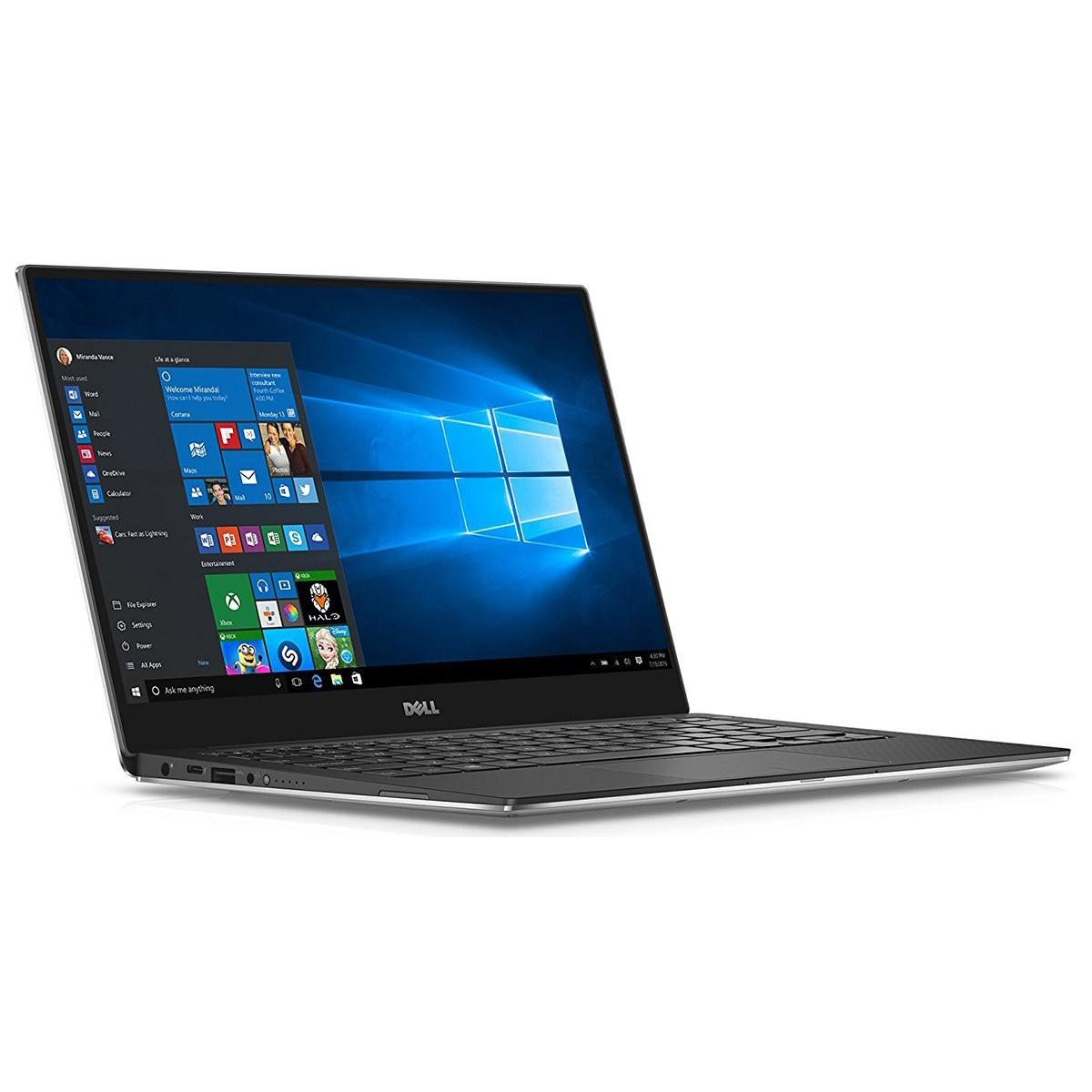 Dell XPS stock image